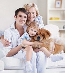 Красота и здоровье приносят счастье в семьи